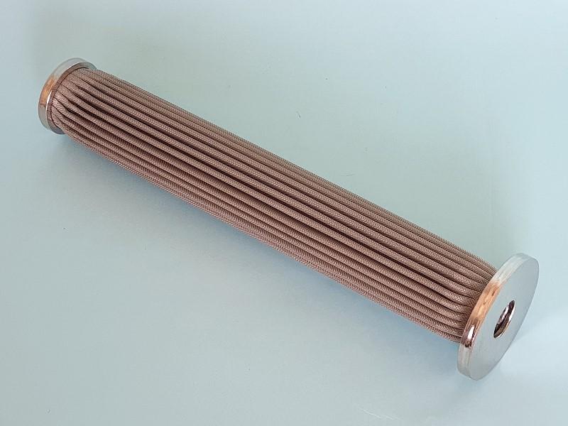 金屬纖維摺疊濾芯(客製化)