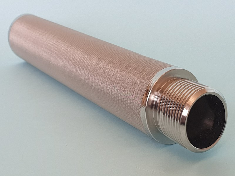 金屬絲網濾芯(客製化)-2