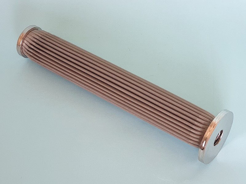 折疊式金屬濾芯 (客製化)
