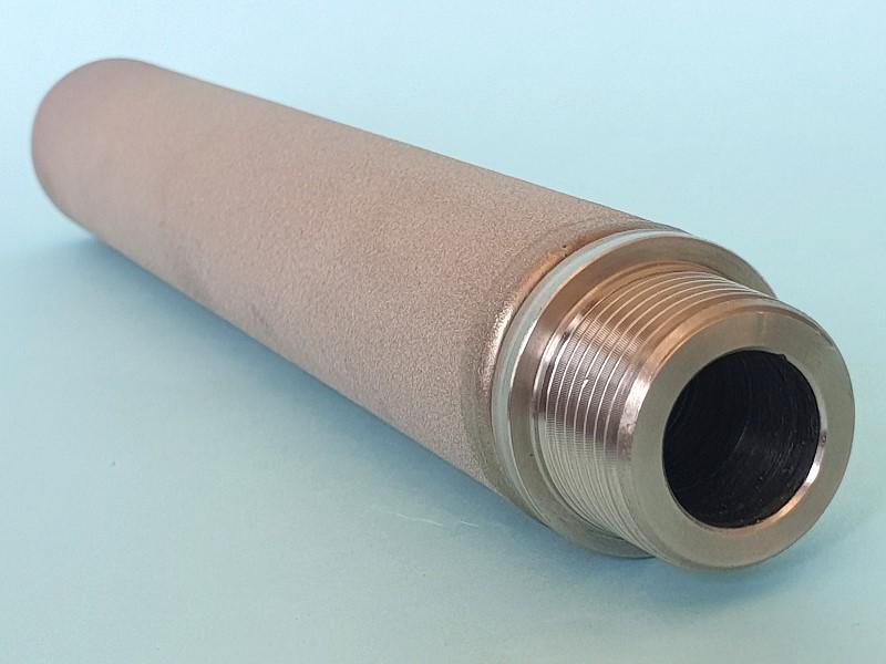 工業濾心種類中,耐用性最佳的燒結金屬濾芯介紹